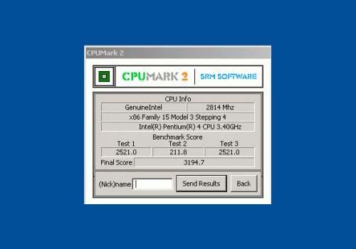 CPUMark
