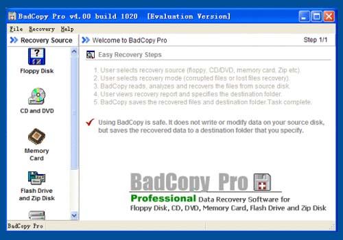 BadCopy Pro