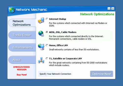 Network Mechanic