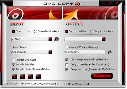 A-one DVD Copy