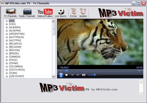 MP3Victim TV