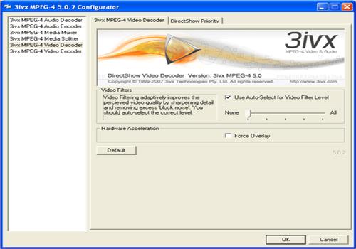 3ivx MPEG-4