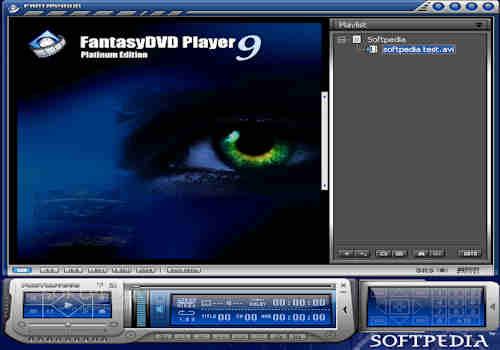 FantasyDVD Player Platinum