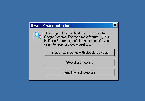 Google Desktop Integration