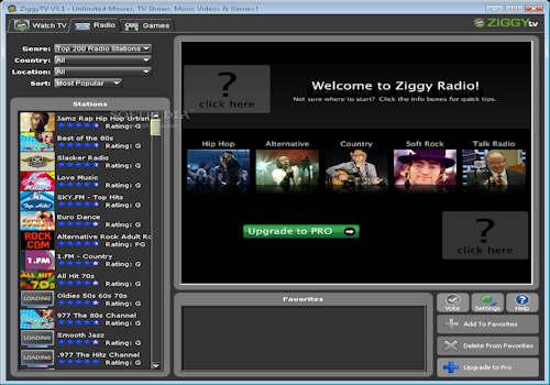 Ziggy TV