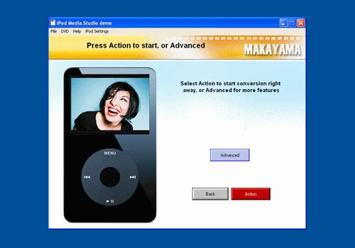 iPod Media Studio