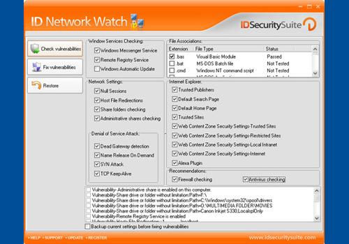 ID Network Watch