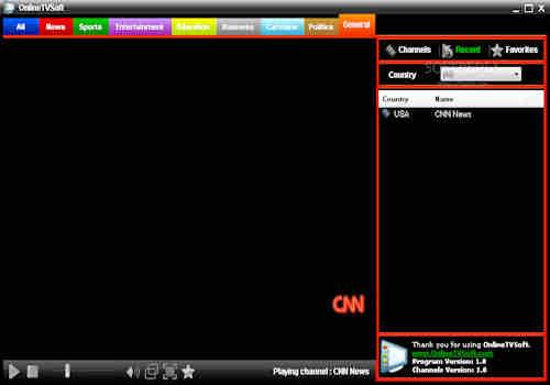 OnlineTVSoft
