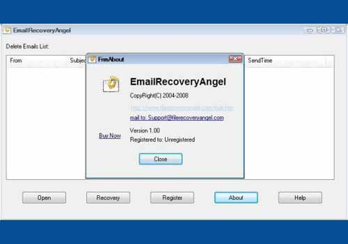 Emailrecoveryangel