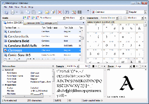 MainType