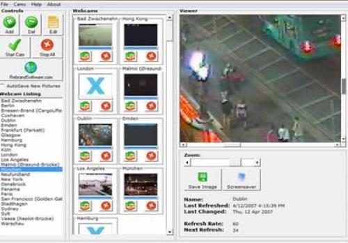 Free Web Cam Watcher