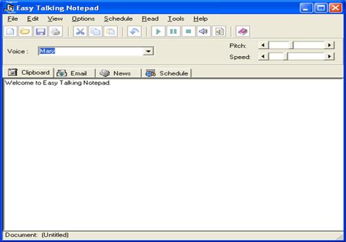 Easy Talking Notepad