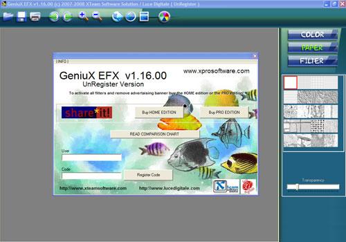 GeniuX EFX