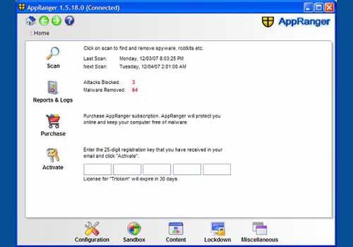 AppRanger