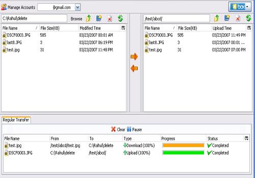 Firefox Universal Uploader