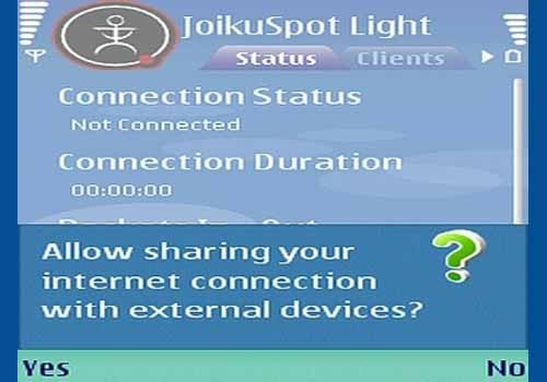 JoikuSpot Light