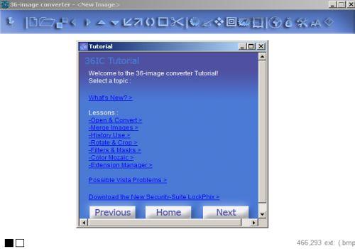 36-image converter