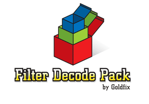 Filter Decode Pack