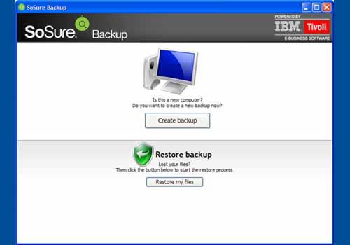 SoSure Backup