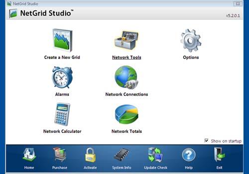 NetGrid Studio