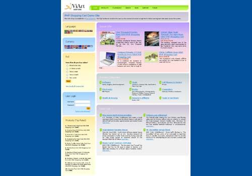 ViArt Shop Standard Edition