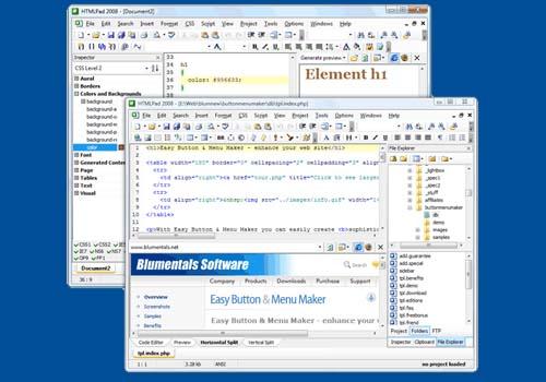 HTMLPad 2008