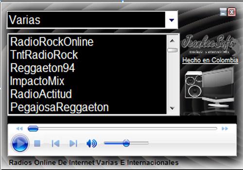 Radios Latinas