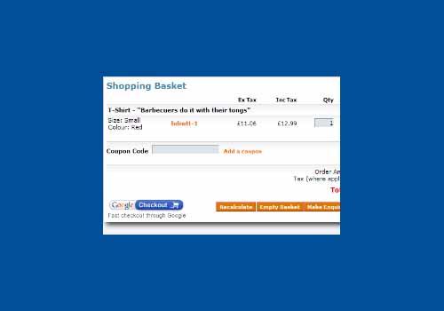 CactuShop ASP Shopping Cart