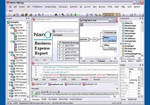 Altova XMLSpy Enterprise Edition