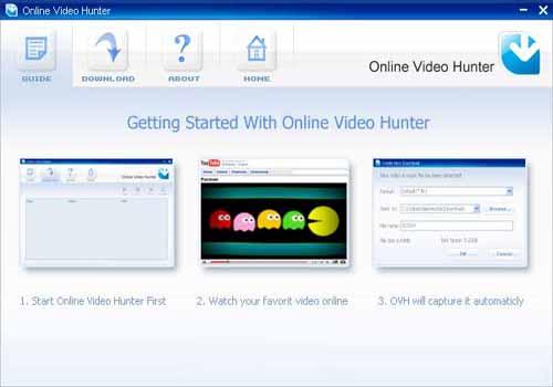 Online Video Hunter