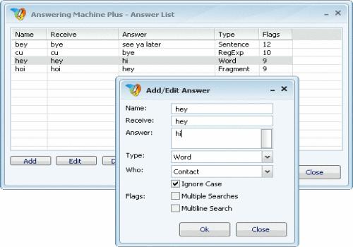 Answering Machine Plus