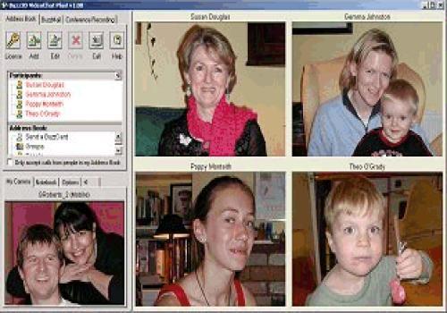Buzz 3D VideoChat
