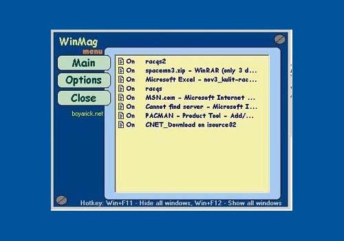 WinMag Secret