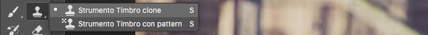 Icona del Timbro Clone