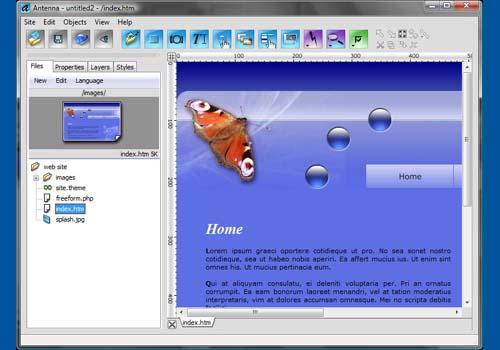 Antenna Web Design Studio