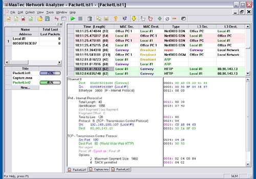 MaaTec Network Analyzer