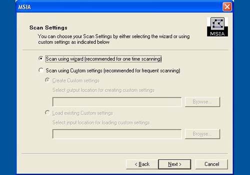 Microsoft Software Inventory Analyzer