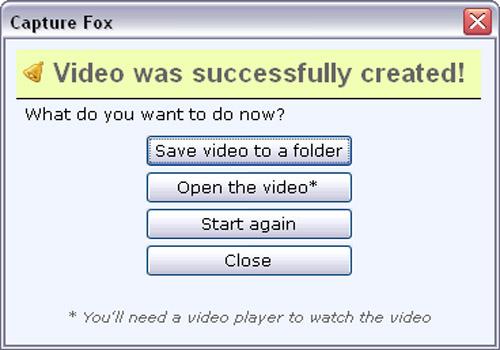 Capture Fox