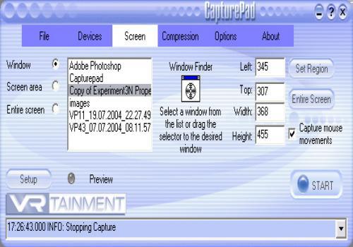 CapturePad