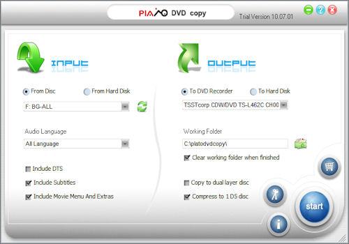 Plato DVD Copy