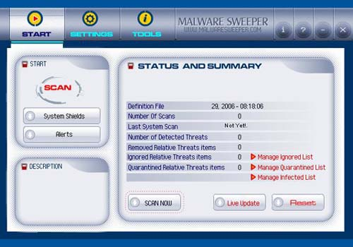 Malware Sweeper Plus