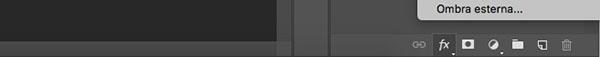 Opzioni di Fusione dall'icona