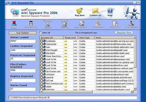 Max Anti Spyware Pro