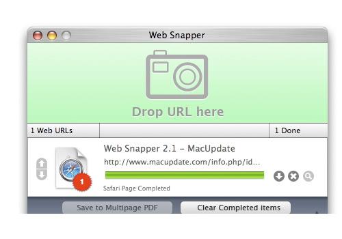 WebSnapper