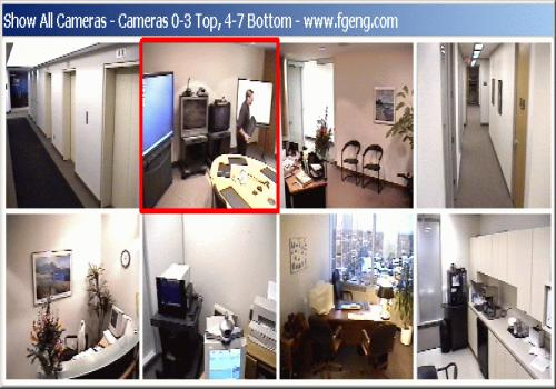 Surveillance WebCam