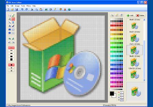 PC Icon Editor