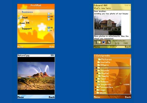 ProfiMail Symbian