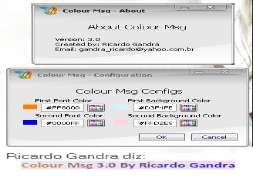 Colour Msg