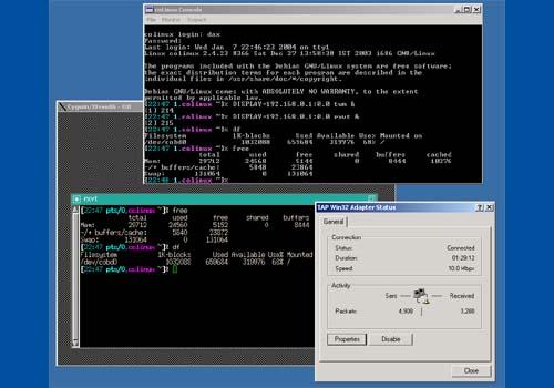 coLinux