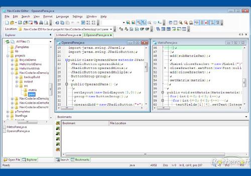 NaviCoder Editor